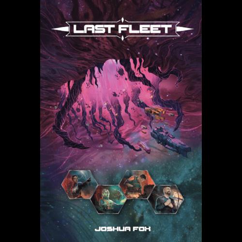 - Last Fleet RPG (Hardcover)