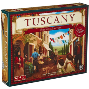 - Viticulture: Essential Edition- Tuscany expansion