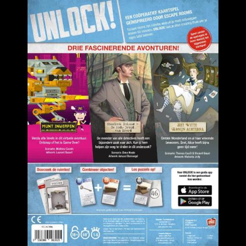 Space Cowboys Unlock! NL 5 Heldhaftige Avonturen