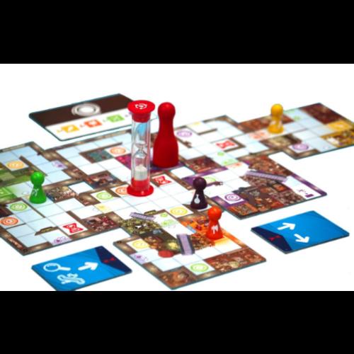 Sit down! games Magic Maze