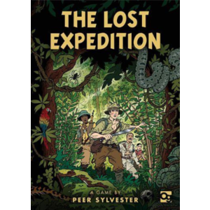 Osprey The Lost Expedition