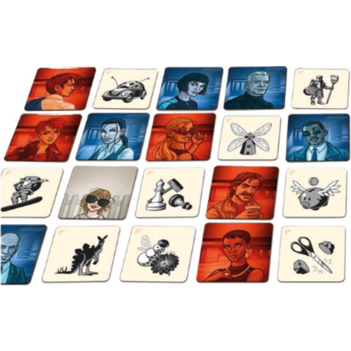 WGG Codenames NL- Pictures