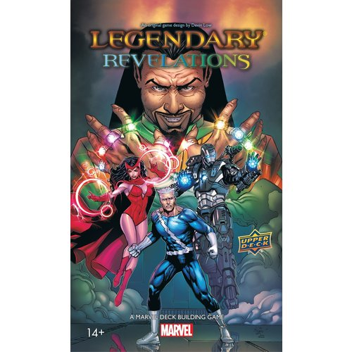 Upper Deck Marvel Legendary - Revelations