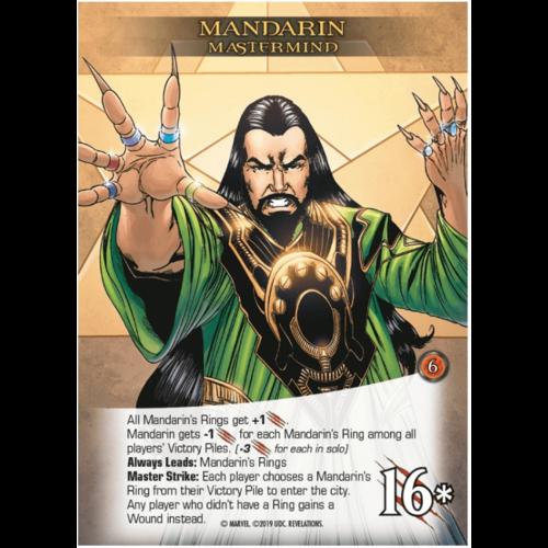 Upper Deck Marvel Legendary - Revelations