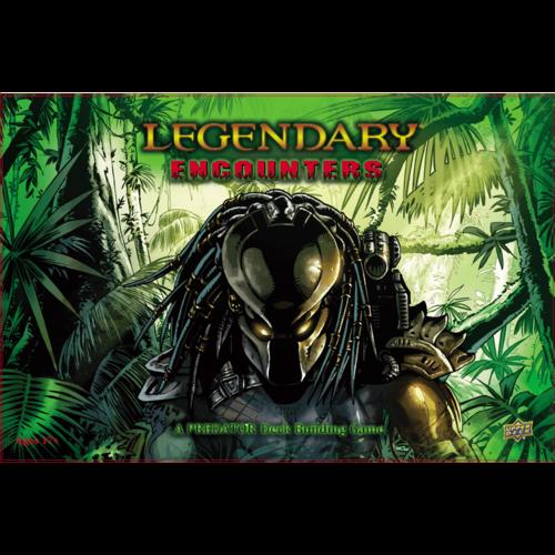 Upper Deck Legendary Encounters: A Predator Deck Building Game