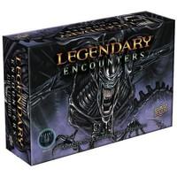 Legendary Encounters: An Alien Deck Building Game Expansion