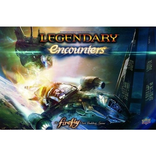 Upper Deck Legendary Encounters: A Firefly Deck Building Game