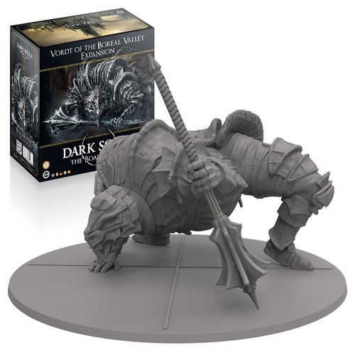 - Dark Souls The Board Game - Vordt of the Boreal Valley Expansion