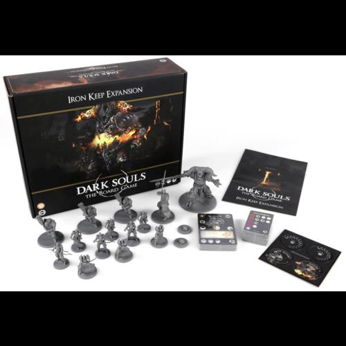 - Dark Souls - Iron Keep Expansion