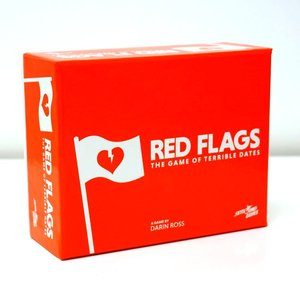 Skybound Games Red Flags Core Deck