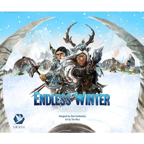 Fantasia Games PREORDER- Endless Winter Paleoamericans (OCTOBER 2021)