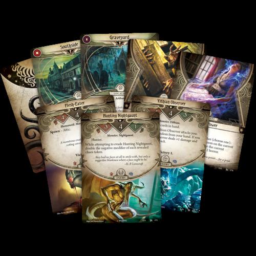 Fantasy Flight Arkham Horror The Card Game LCG