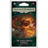 Arkham Horror LCG- The Essex County Express