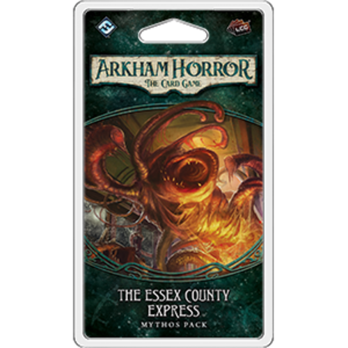 Fantasy Flight Arkham Horror LCG- The Essex County Express