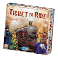 Ticket to Ride NL- USA