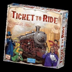 Days of Wonder Ticket to Ride NL- USA