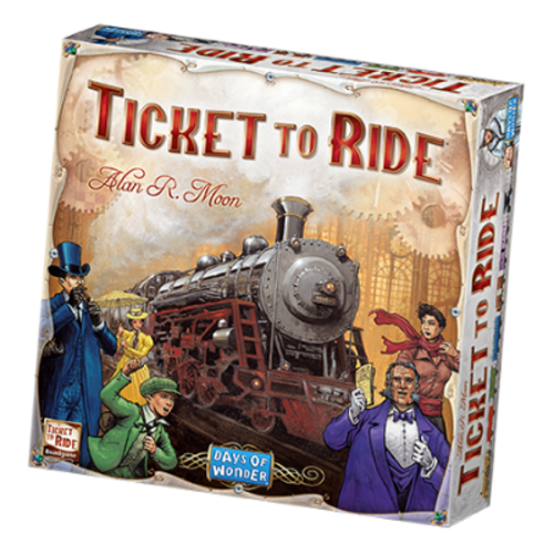 Days of Wonder Ticket to Ride NL- USA