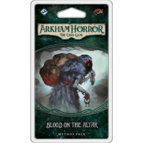 Fantasy Flight Arkham Horror LCG- Blood on the Altar