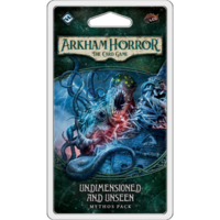 Arkham Horror LCG- Undimensioned and Unseen