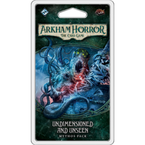 Fantasy Flight Arkham Horror LCG- Undimensioned and Unseen