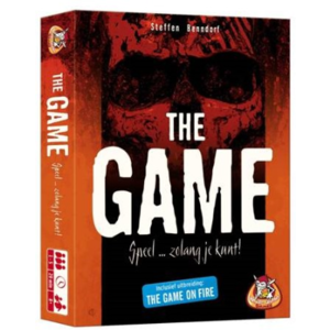 WGG The Game NL