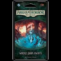Arkham Horror LCG- Where Doom Awaits
