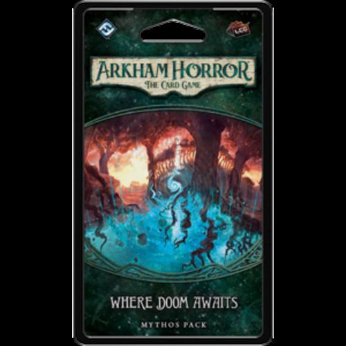 Fantasy Flight Arkham Horror LCG- Where Doom Awaits