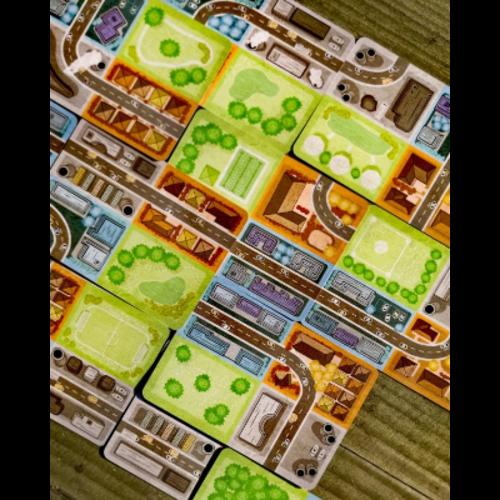 Quined Games Sprawlopolis