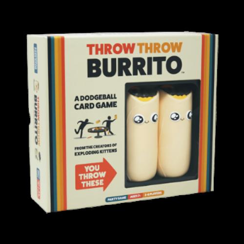 - Throw Throw Burrito NL