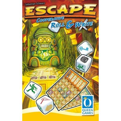 Queen Games Escape Roll & Write