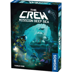KOSMOS PREORDER The Crew ENG- Mission Deep Sea expansion