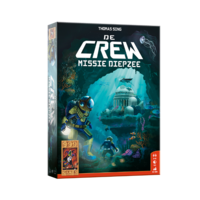 PREORDER De Crew NL- Missie Diepzee expansion