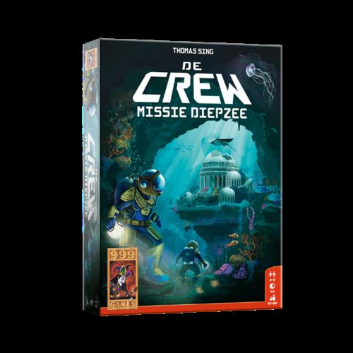 999 Games PREORDER De Crew NL- Missie Diepzee expansion
