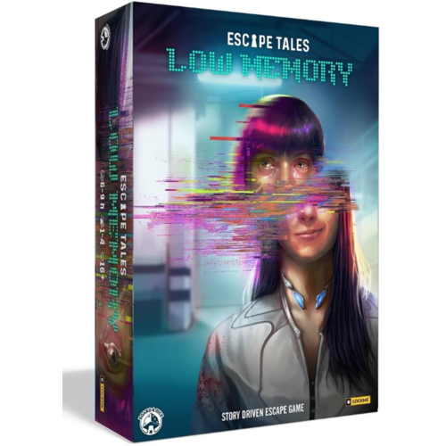 - Escape Tales ENG- Low Memory