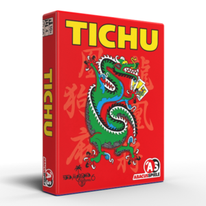 Abacus Spiele Tichu NL (single deck)