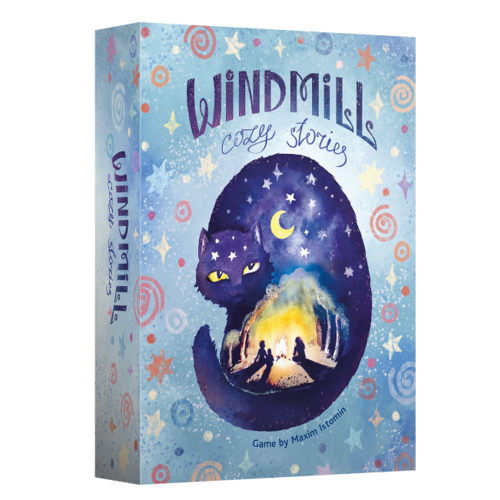Crowd Games Windmill Cozy Stories