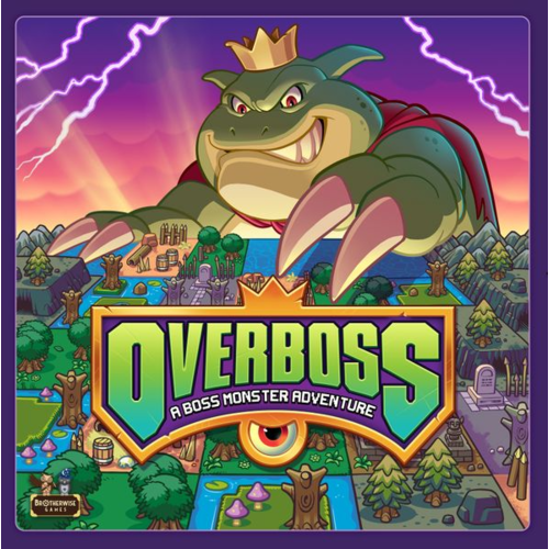 Brotherwise Games Overboss- A Boss Monster Adventure