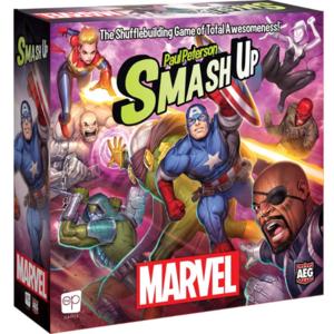 AEG Smash Up- Marvel expansion