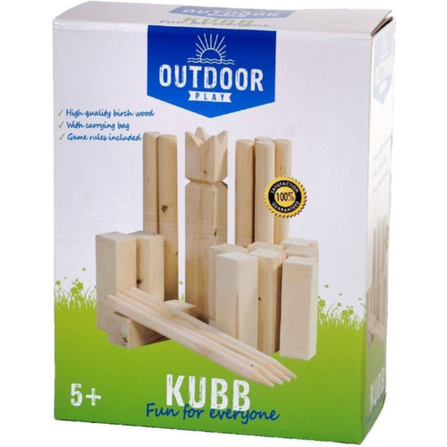 Outdoor Play Kubb