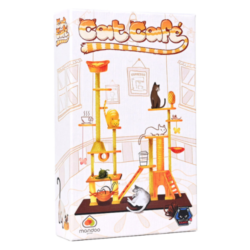 Alley Cat Games Cat Cafe