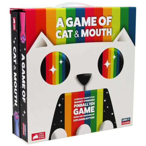 - A Game of Cat & Mouth
