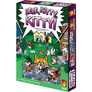 Fireforge Games Here Kitty, Kitty!