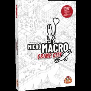 WGG MicroMacro- Crime City NL