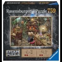 Escape Puzzle 3 - De Heksenkeuken