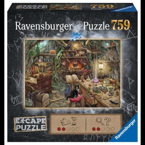 Ravensburger Escape Puzzle 3 - De Heksenkeuken