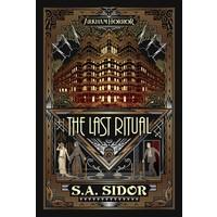 Arkham Horror - The Last Ritual novel