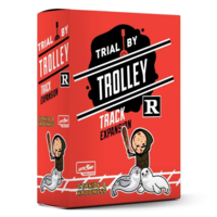 Trial by Trolley- R Rated Track Expansion