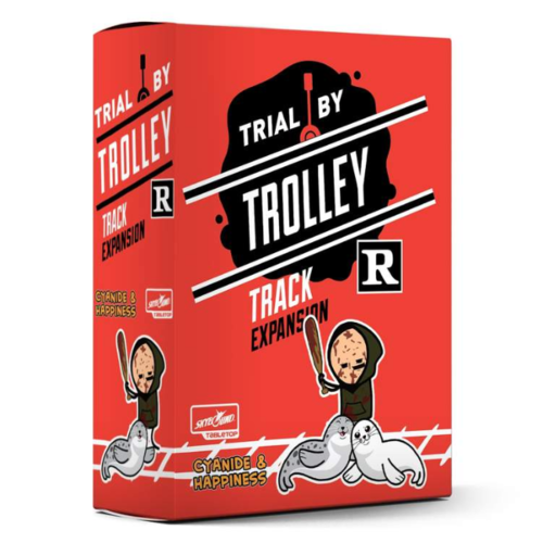 Skybound Games Trial by Trolley- R Rated Track Expansion
