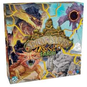 Greater Than Games Spirit Island- Jagged Earth expansion