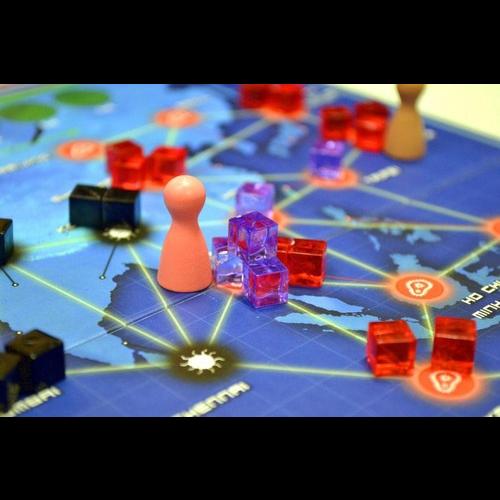 Z-Man Games Pandemic NL- Extreem Gevaar  exp. (On the Brink)